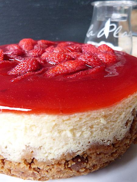 Fruchtig Suss Und Lecker Der Strawberry Cheesecake Homemade