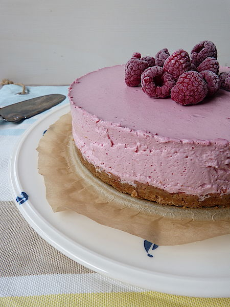 raspberry cheesecake ohne backen homemade cupcakes more. Black Bedroom Furniture Sets. Home Design Ideas